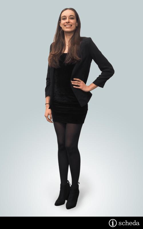 Profashionall - Hostess Silvia