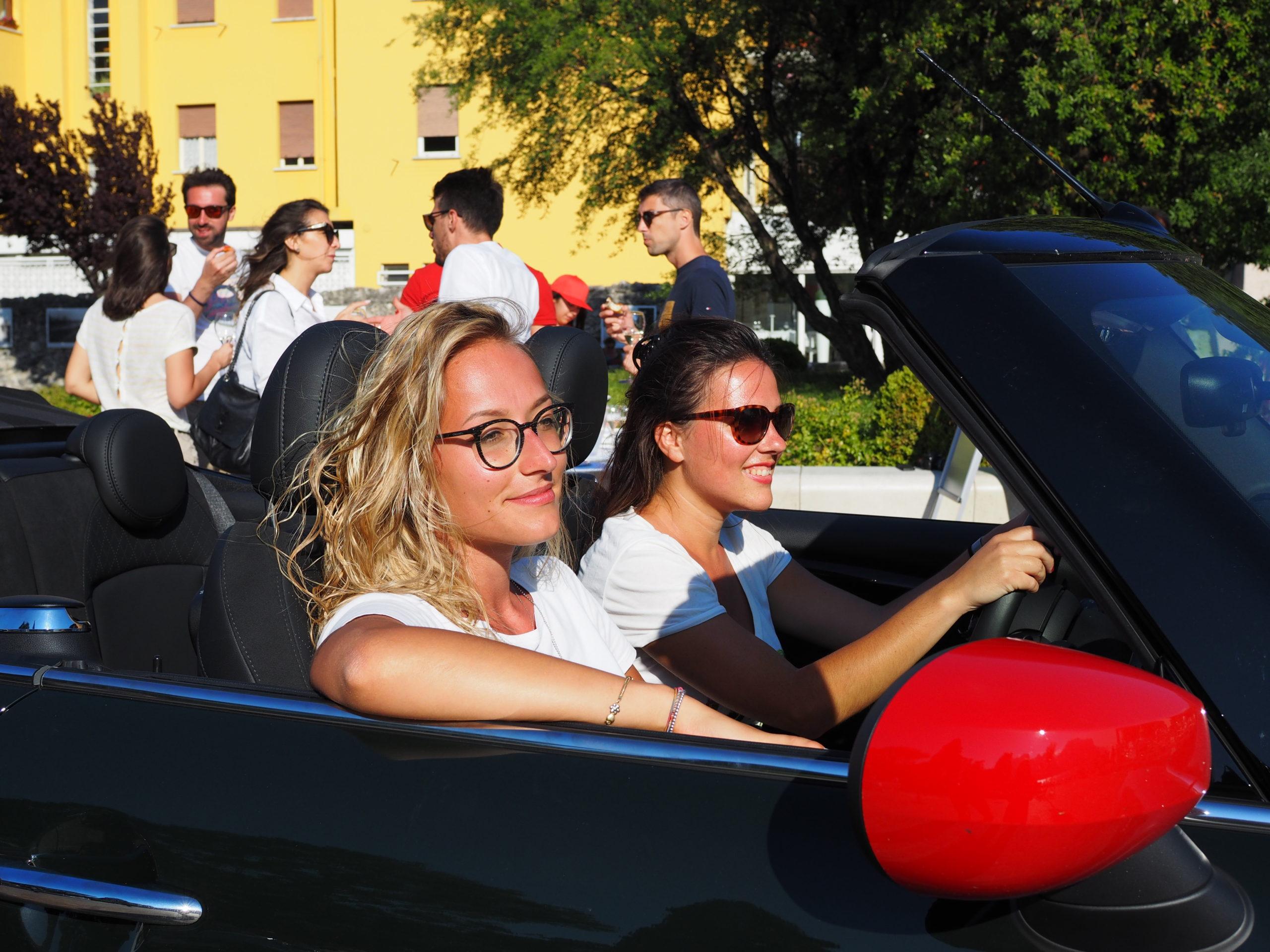 Evento Torbole Giorgia e Laura