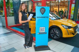 Profashionall - Hostess per servizio di vendita presso Centro commerciale Blue Garden di Riva del Garda