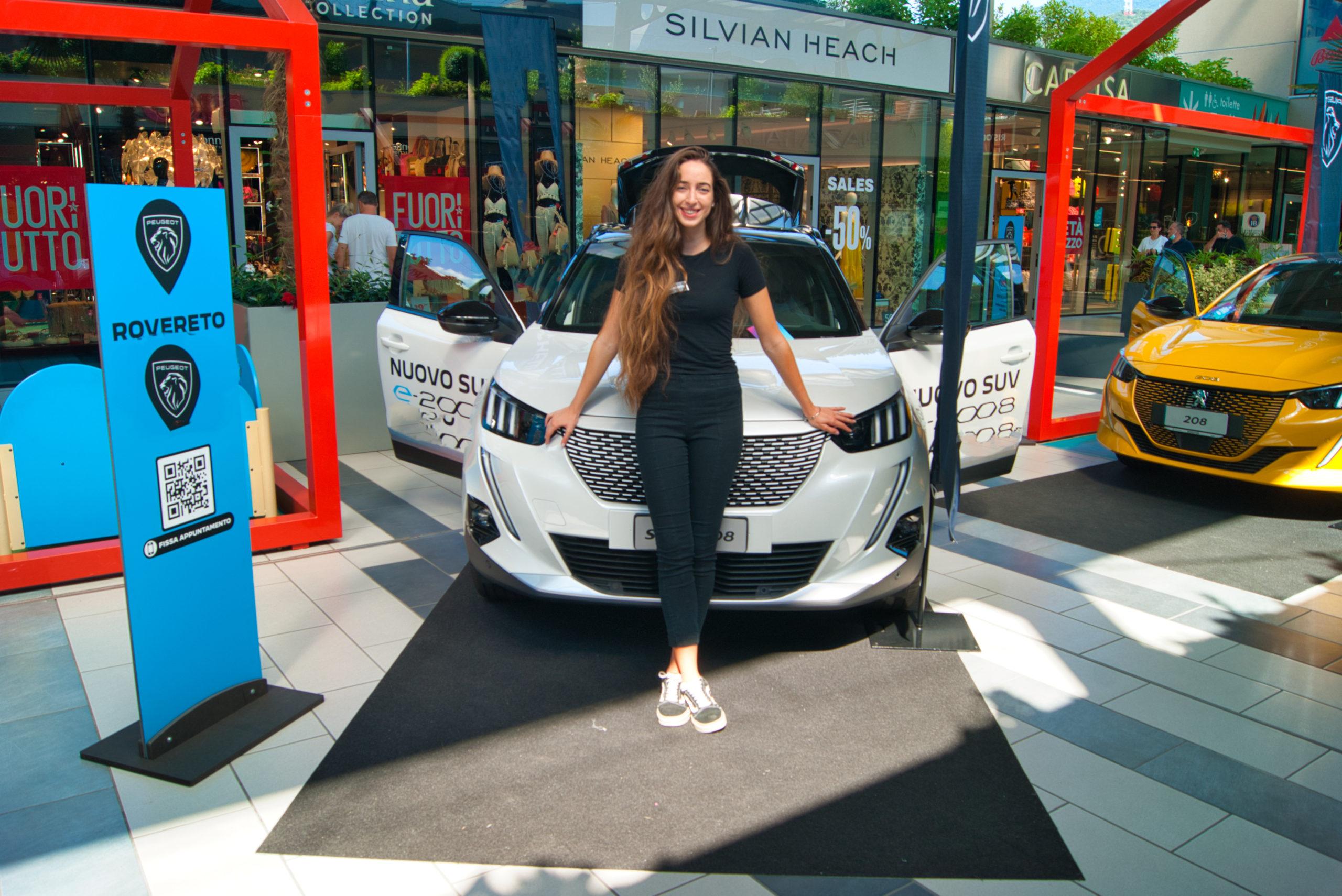 Centro Commerciale Blue Garden Riva del Garda, Anna